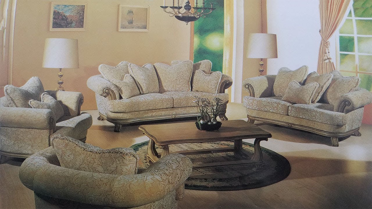 Wooden Sofa Set With Price List in Pakistan 2019   YouTube