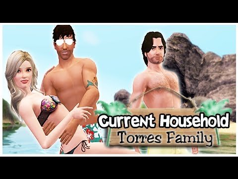 TS3 Current Household (July 2013) : The Torres Family