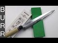 How To Sharpen Yanagiba Japanese Sushi Knife