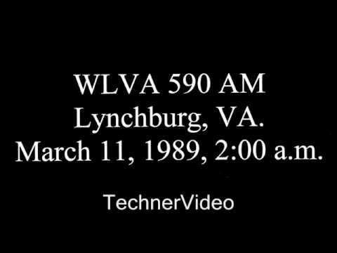 WLVA 590 AM Lynchburg, VA