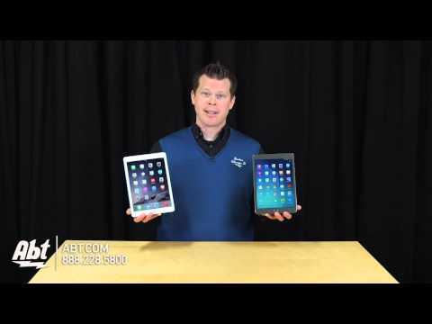 Samsung Galaxy Tab A Vs. iPad Air 2