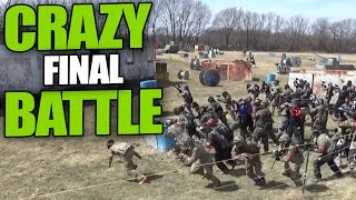 Blood Diamond Scenario Final Battle: --White River Paintball 2015-- March 20th, 21st & 22nd