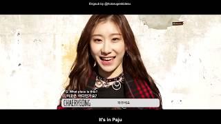 [ENGSUB] ITZY - 달라달라 'DALLA DALLA'  M/V Making #Chaeryeong