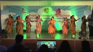 Tamil Folk Dance