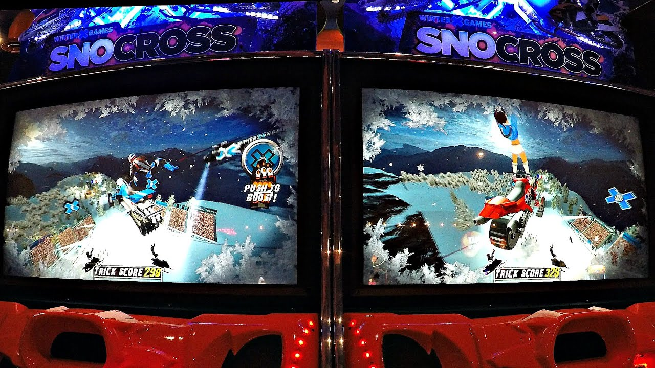 Arcade Games Be