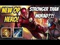 Arena of Valor The Flash Gameplay | Best Mage? Murad 2.0 !!! | Conqueror Game