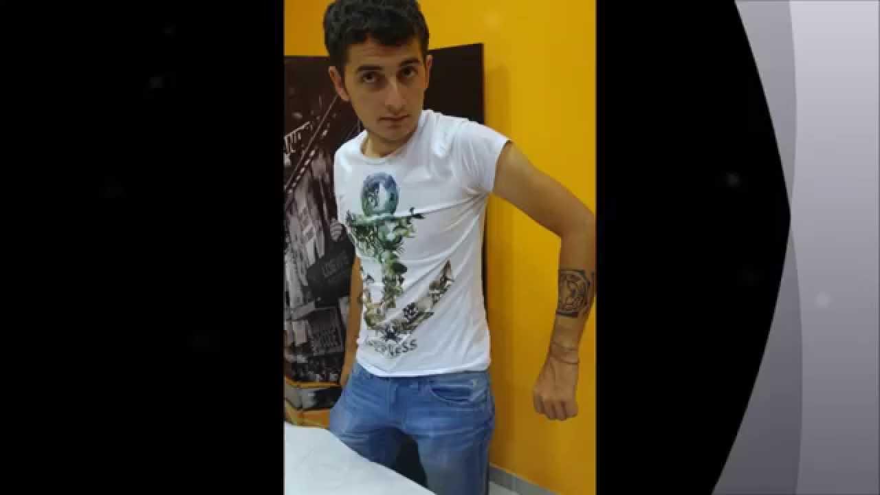Tatuaggio Maori Avambraccio - YouTube
