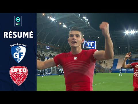 Grenoble Dijon Goals And Highlights
