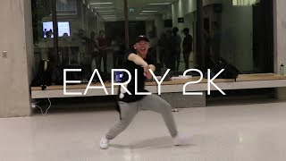 EARLY 2K - Chris Brown (feat. Tank) | Jason Tang Choreography (UofT Skule Dance Club)