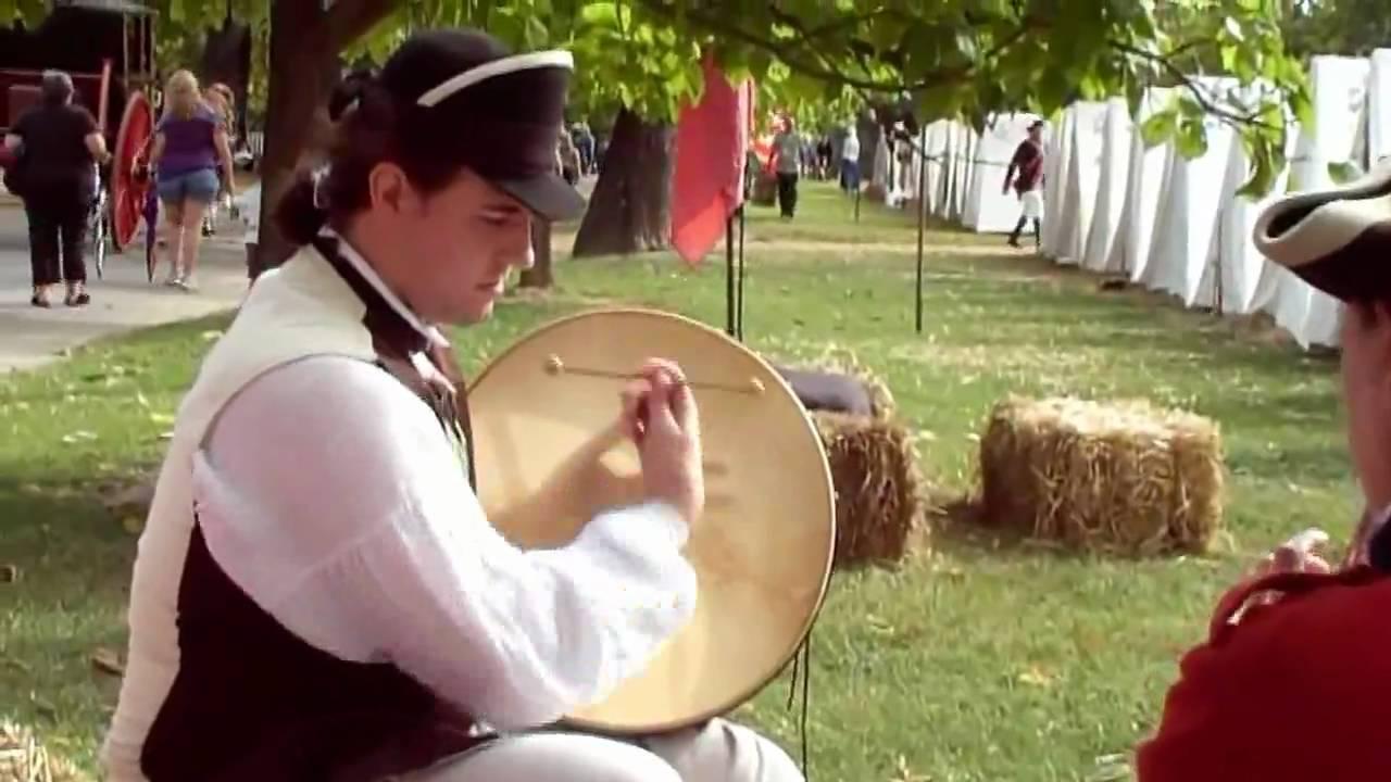 Revolutionary War Music - YouTube