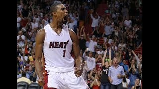 Chris Bosh's Top 10 Plays From His Miami Heat Career   B/R Countdown
