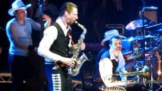 Live in der Max-Schmeling-Halle beim Konzert am 24.3.2012.