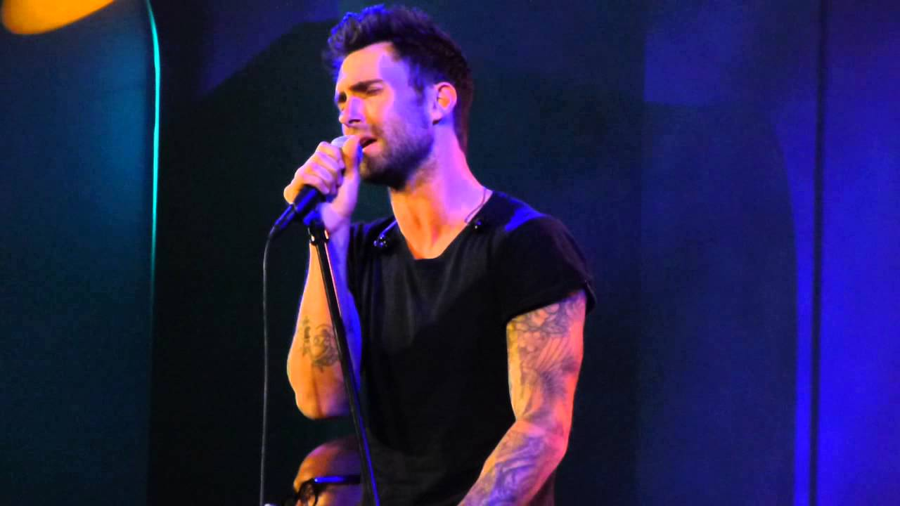Maroon 5 Wallpaper Hd Maroon 5 Adam Levine Quot Payphone Quot Live Acoustic At Ces 2013