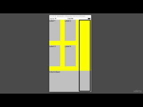 028 Absolute Layout in XAML - Xamarin Forms Course - YouTube