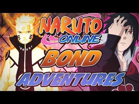 Naruto Online | Bond Adventures ~ Super Team 7