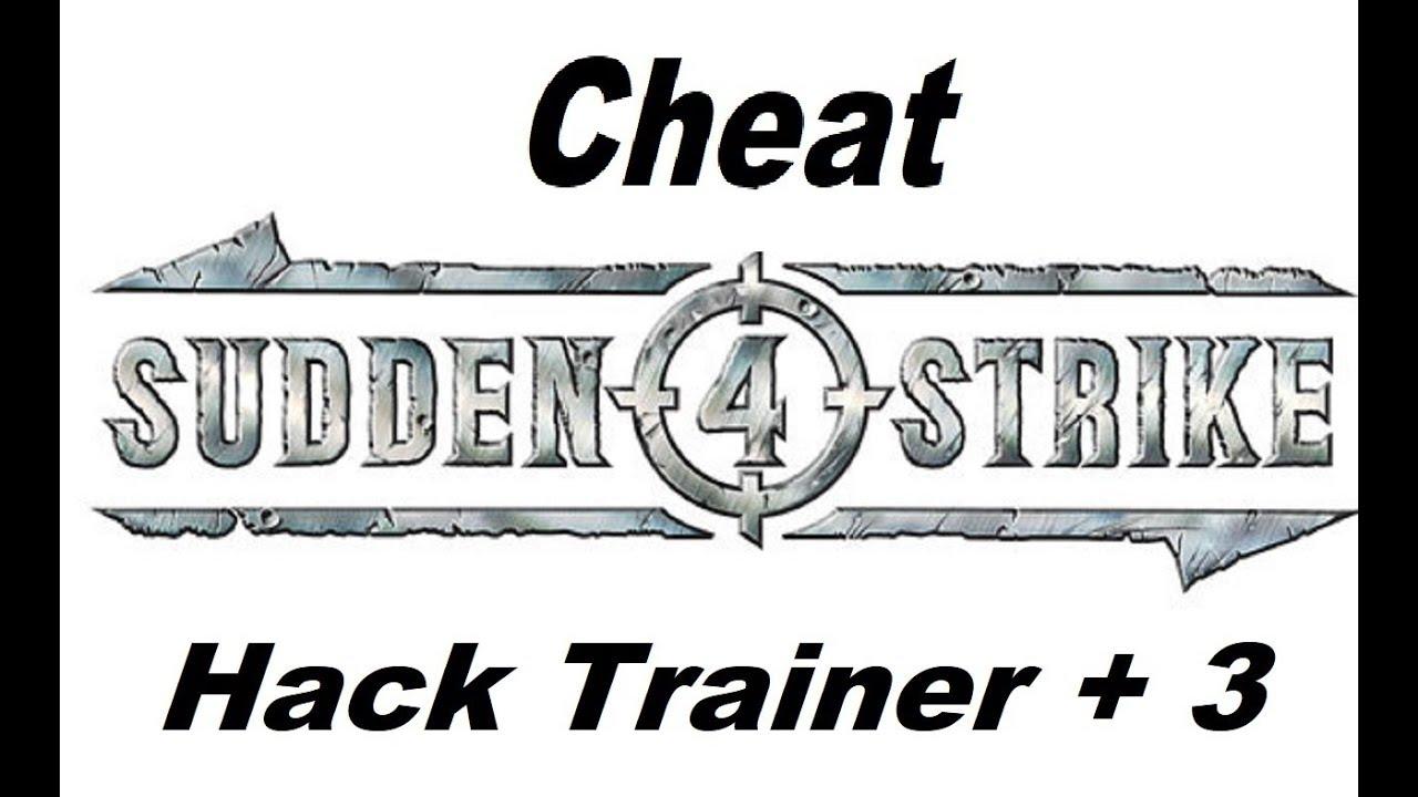 Sudden Strike 4 : Cheat, Trainer Hack Tutorial Donwload - Agora Ficou Facil  !