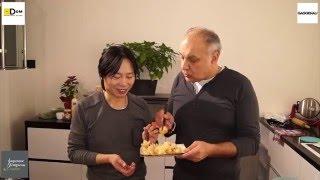 Потрясающая закуска из китайского древесного гриба