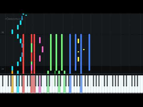 Rhythm Of A Promise by Zelun Martz [Piano Tutorial + Sheet music] thumbnail
