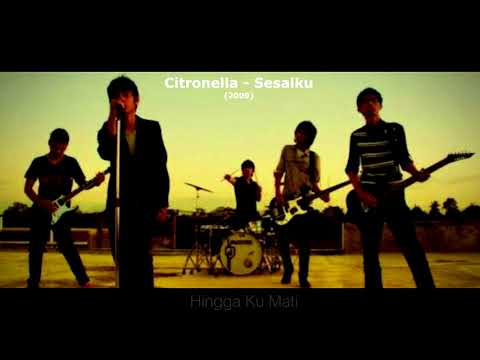 Citronella Band - Sesalku (Official Lyric Video)
