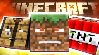 ВОССТАНИЕ БЛОКОВ! - Обзор Мода (Minecraft) | ВЛАДУС