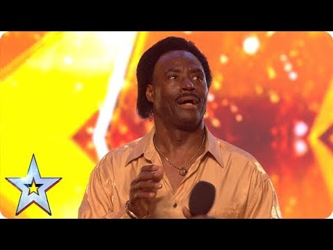 Donchez bags a GOLDEN BUZZER with his Wiggle and Wine! | Aud