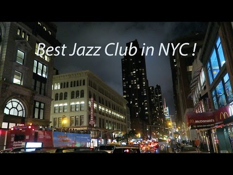 JAZZ CLUBS ARE THE BEST ! // Went to the Fat Cat Jazz Club. (NYC Life Vlog)