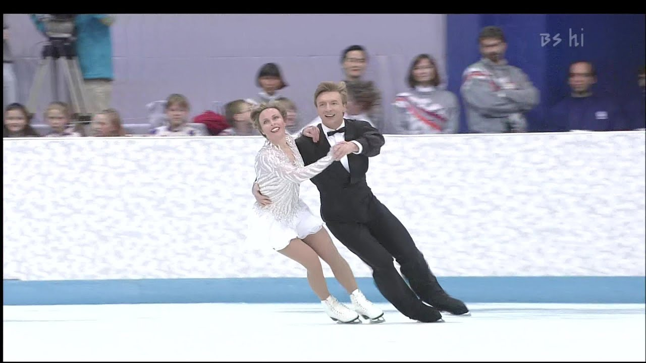 HD] Jayne Torvill and Christop...