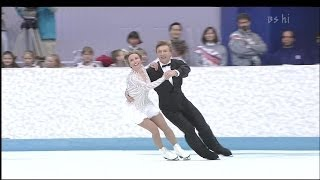 [HD] Jayne Torvill and Christopher Dean - 1994 Lillehammer Olympic - Free Dance