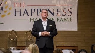 """Gratitude Is The Key To Happiness."" Mike Duffy at The Happiness Hall Of Fame"