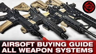 Best Airsoft Gun (AEG vs Polarstar vs Gas Blowback vs Tippmann)