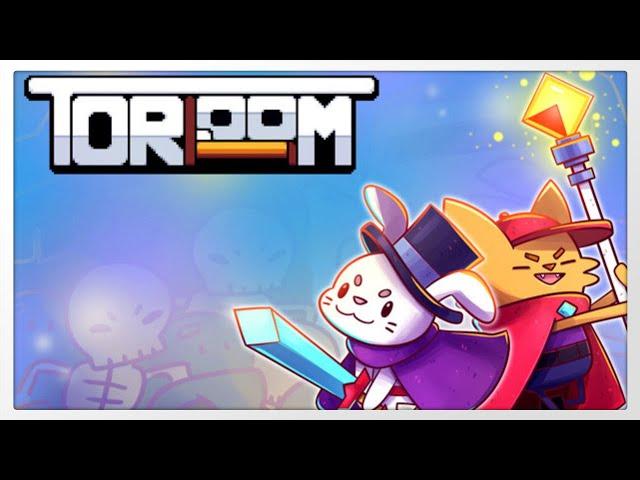 Primeiro mundo de Toroom - Gameplay 1080p60fps
