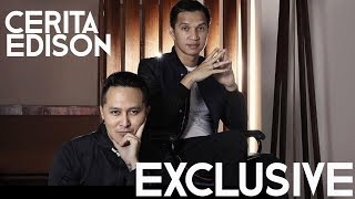 EXCLUSIVE!! Curhatan Edison soal DEATH DROP