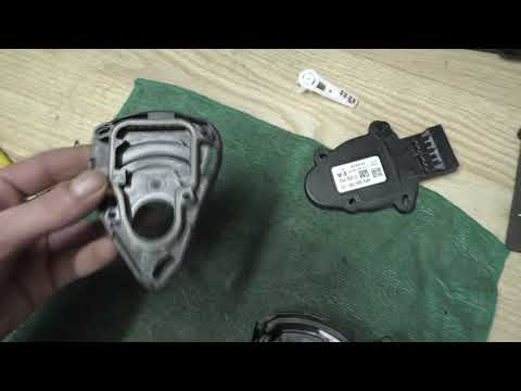 Audi A6 C6 и Chevrolet Cruze обычный рабочий день 6