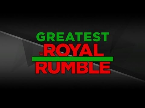 WWE Greatest Royal Rumble PPV Predictions/Losers Lounge Podcast #02
