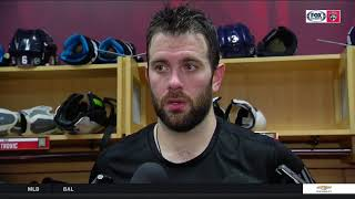Keith Yandle -- Florida Panthers vs. Calgary Flames 1/12/18