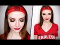 Bella Twins Makeup Tutorial   Glam Inspired by Nikki & Brie