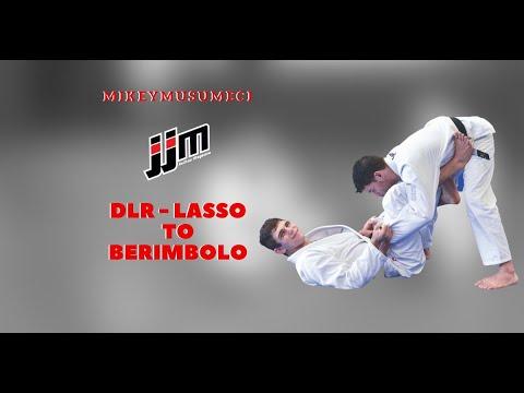 DLR Lasso to Berimbolo - Mikey Musumeci
