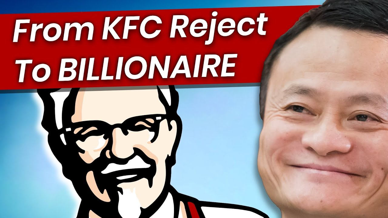 How a Failed Student Made $38 Billion After Being Rejected by KFC