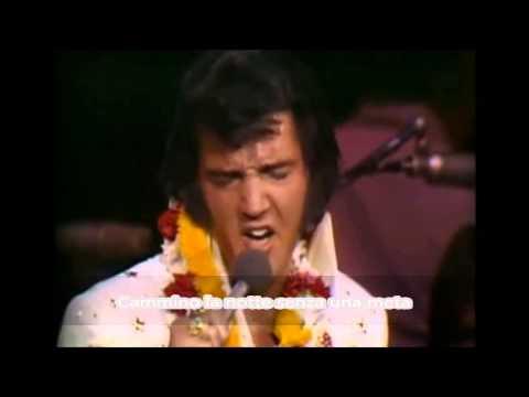 Elvis Presley - What now my love SUB ITA