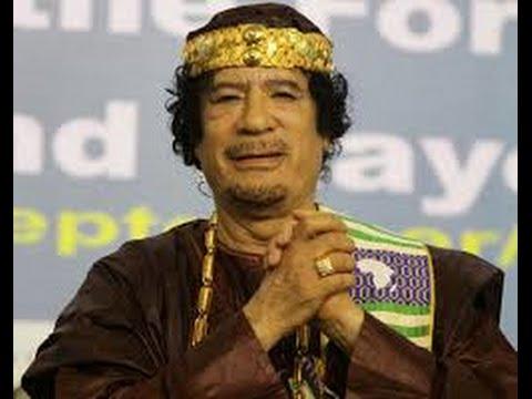 AfriSynergyNews ~ the Truth on Libya's Muammar Gaddafi & Why he was Assassinated