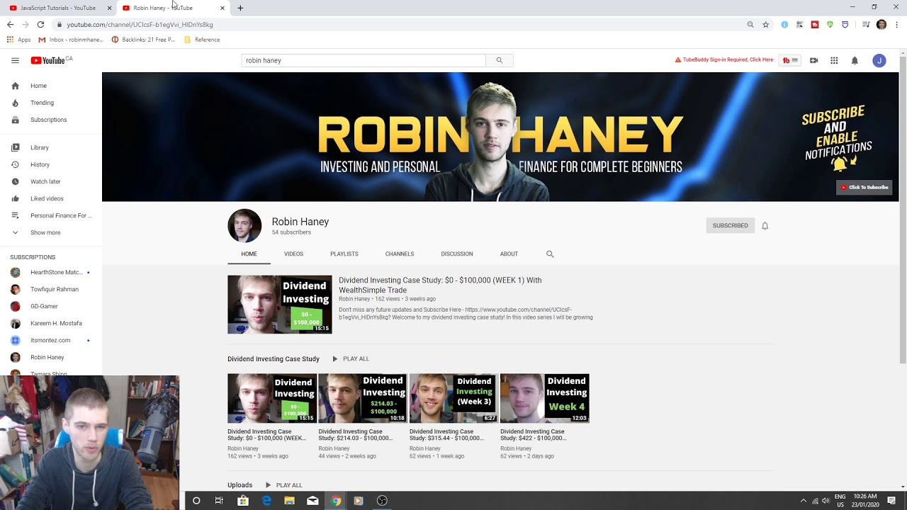My Channel Got HACKED - Moving To a New YouTube Channel