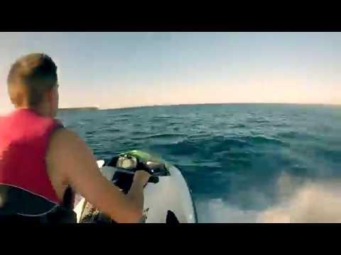 Malta 2016 Jet Ski GoPro