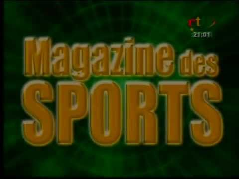 Rtb - Magazine des sports du 13 novembre 2015