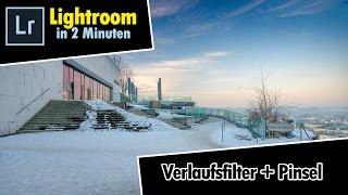 Himmel verbessern in Lightroom 6 & CC (Verlaufsfilter+Pinselwerkzeug)