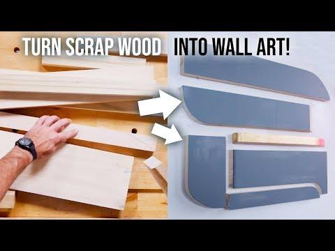 3 Easy DIYs using Scrap Wood - HGTV Handmade