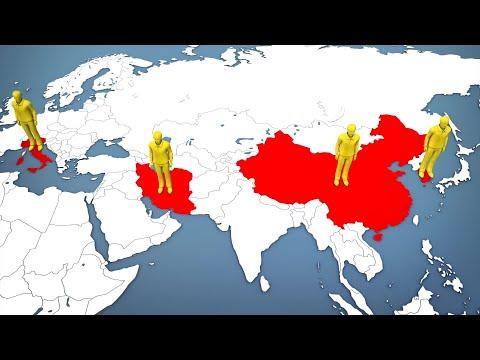WHO Warns That The World Should Prepare For Coronavirus Pandemic
