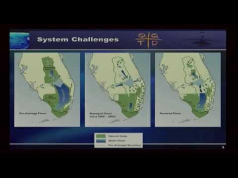 SFWMD Presentation - Everglades Restoration Water Storage Options
