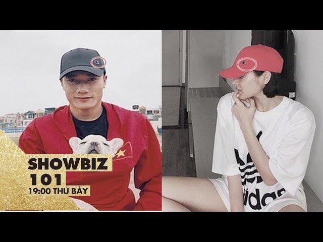 Thực hư chuyện hẹn hò của Bảo Anh và thủ môn Bùi Tiến Dũng   Showbiz 101   VIEW