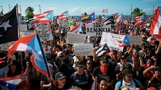 Corruption, Mismanagement, and Disrespect Fuel Puerto Rico Protests