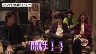 日本のロックシーンを牽引する若手4ピースバンド「黒猫チェルシー」と10...